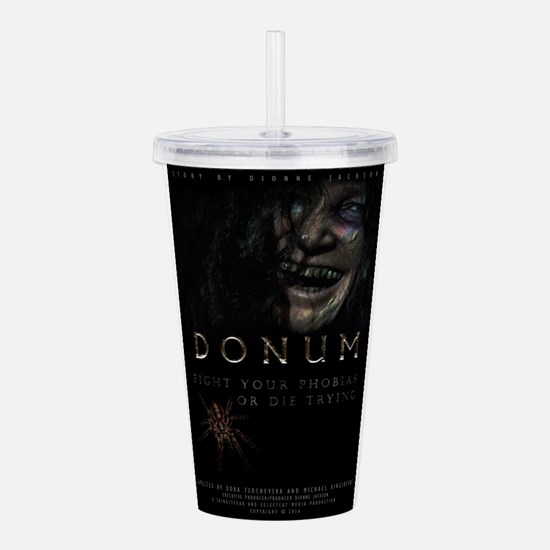 Donum Witch Acrylic Double-Wall Tumbler