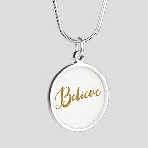 Gold Look Believe Necklaces