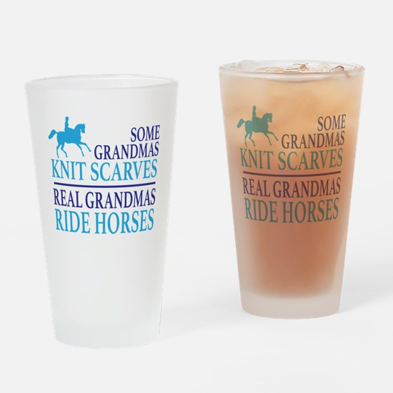 Cute Horses cups Drinking Glass