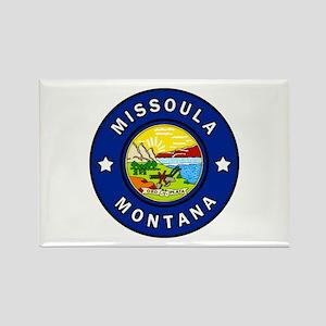Missoula Montana Magnets