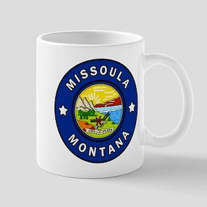 Missoula Montana Mugs