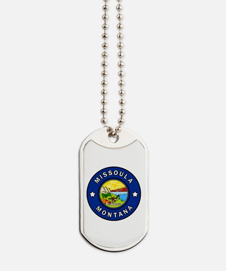 Missoula Montana Dog Tags