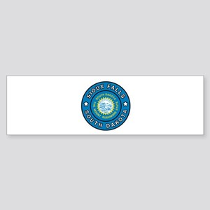 Sioux Falls South Dakota Bumper Sticker