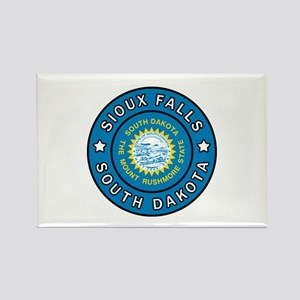 Sioux Falls South Dakota Magnets