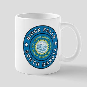 Sioux Falls South Dakota Mugs