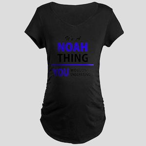 It's NOAH thing, you wouldn't un Maternity T-Shirt