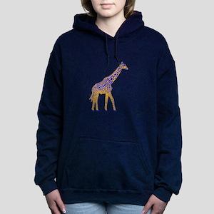 Painted Giraffe Sweatshirt
