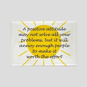 Positive Attitude Magnets