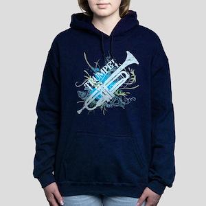 Cool Grunge Trumpet Sweatshirt