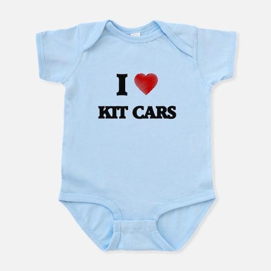 I Love Kit Cars Body Suit