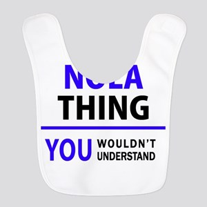 It's NOLA thing, you wouldn't understand Bib