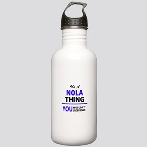 It's NOLA thing, you w Stainless Water Bottle 1.0L