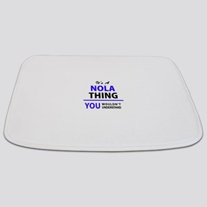 It's NOLA thing, you wouldn't understand Bathmat