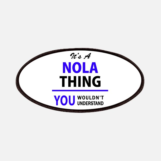 It's NOLA thing, you wouldn't understand Patch