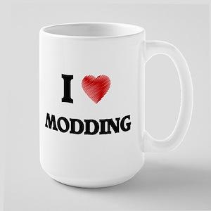 I Love Modding Mugs