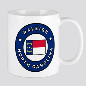 Raleigh North Carolina Mugs