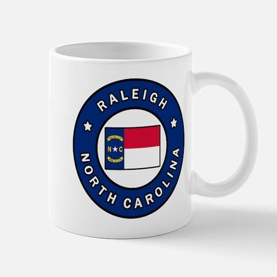 Raleigh North Carolina Mugs