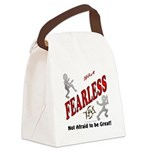 Fearless Canvas Lunch Bag