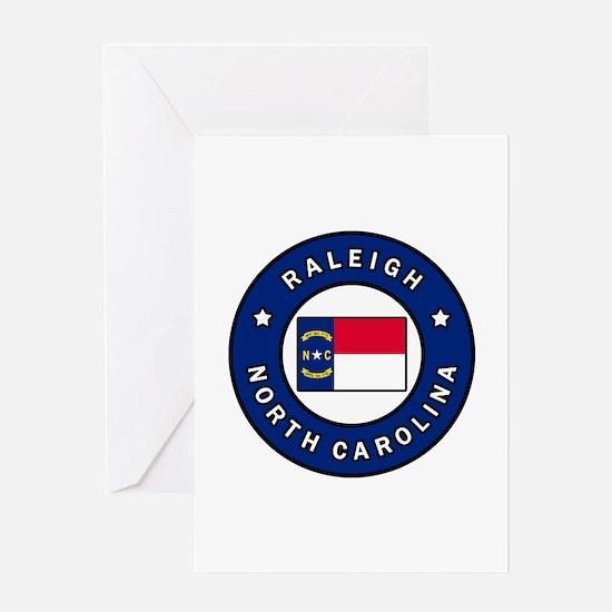Raleigh North Carolina Greeting Cards