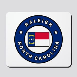 Raleigh North Carolina Mousepad