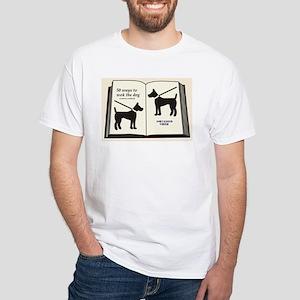 Wok the dog Men's Classic T-Shirts