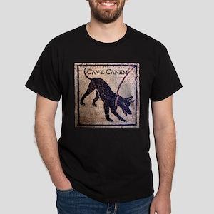 """""""Cave Canem"""" Dark T-Shirt"""
