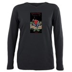 Be Warrior Smart Plus Size Long Sleeve Tee