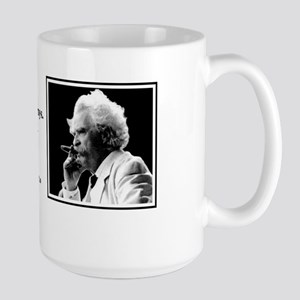 Twain on Loyalty Large Mug