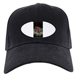 Be Warrior Smart Baseball Hat Black Cap
