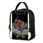 Be Warrior Smart Neoprene Lunch Bag