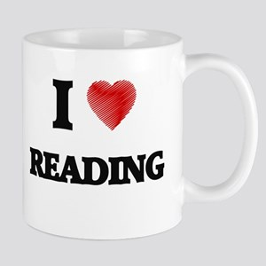 I Love Reading Mugs