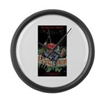 Be Warrior Smart Large Wall Clock