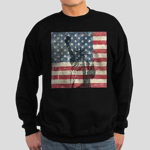 Vintage Statue Of Liberty Sweatshirt