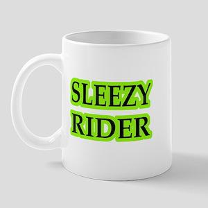 Sleezy Rider Mug