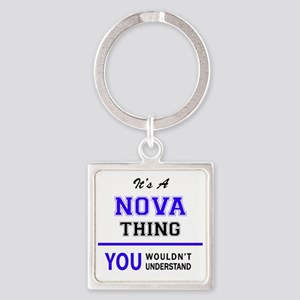 It's NOVA thing, you wouldn't understand Keychains