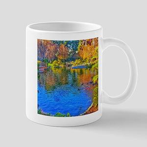 Painted Pond Mugs
