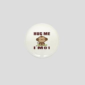 Hug Me I Am 01 Mini Button