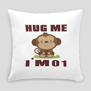 Hug Me I Am 01 Everyday Pillow