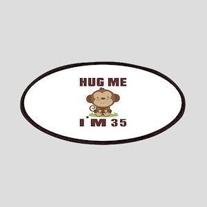 Hug Me I Am 35 Patch