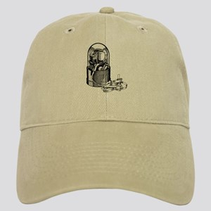Ticker Machine Cap