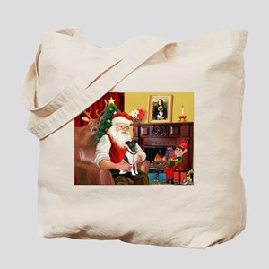 Santa's smooth Fox T Tote Bag