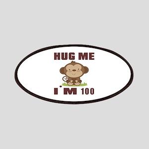 Hug Me I Am 100 Patch