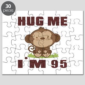 Hug Me I Am 95 Puzzle