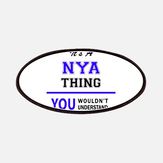 It's NYA thing, you wouldn't understand Patch