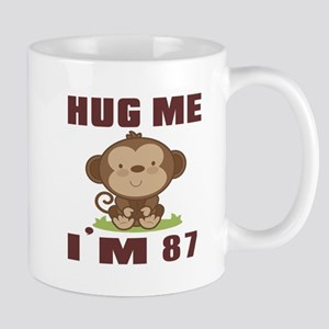 Hug Me I Am 87 Mug