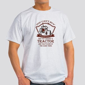 Tractor Driver T-shirt - You can't buy hap T-Shirt
