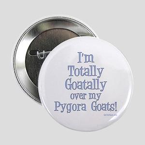 """Angora Goats Goatally 2.25"""" Button"""