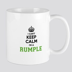 RUMPLE I cant keeep calm Mugs
