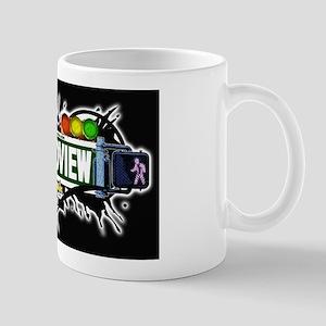 Soundview (Black) Mug