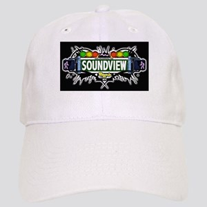 Soundview (Black) Cap